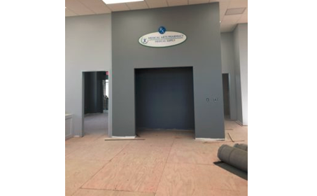 We can't wait to serve our customers in the new space!